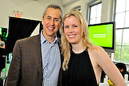 Danny Meyer and Kate Foley at the Taste of the Nation, NYC .May 23, 2011