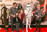 2017-12-11. Cinemec Utrecht. Nederlandse premiere van Star Wars - the Last Jedi. Op de foto: Vincent Croiset