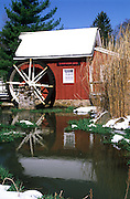 Kimberton Mill in snow