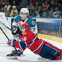January 16 v. Spokane Chiefs