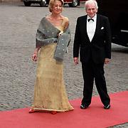 NLD/Apeldoorn/20070901 - Viering 40ste verjaardag Prins Willem Alexander, aankomst Carmen Zorrequieta, Jorge Zorrequieta