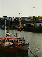 Dunmore East Harbour Waterford Ireland