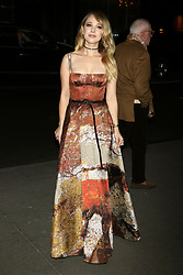 "Juno Temple attends a screening of ""Wonder Wheel"" at the Museum of Modern Art in New York."
