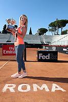 Elina Svitolina Ukraine winner of the final <br /> Roma 21-05-2017 Foro Italico <br /> Tennis Internazionali BNL d'Italia <br /> Photo Giampiero Sposito/Insidefoto