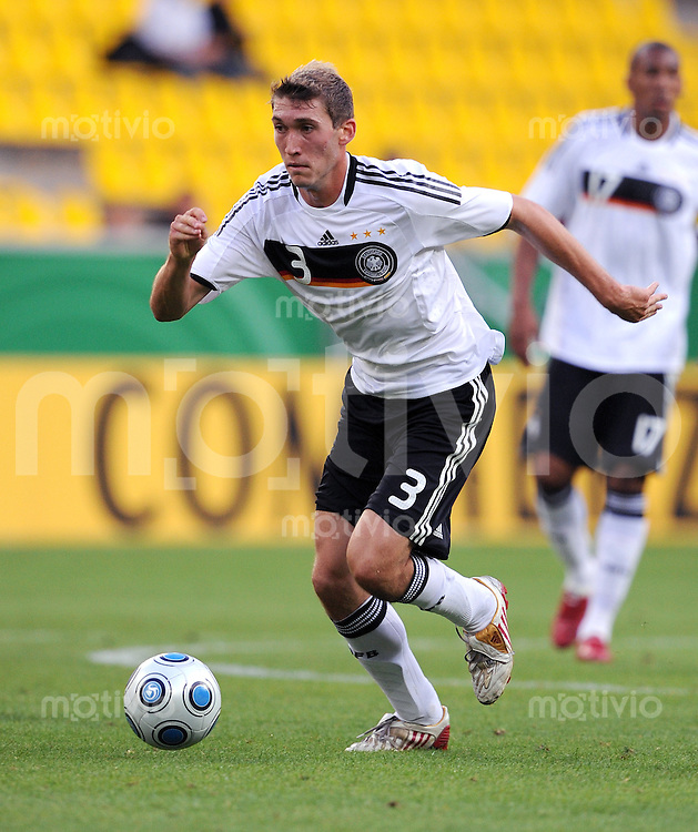 Fussball Nationalmannschaft :  Saison   2009/2010   04.09.2009 Fußball U21 : Deutschland - San Marino , GER - SM ,  Stefan Reinartz (GER)
