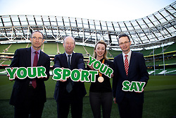 Ministers invite stakeholders to have their say in new National Sports Policy Framework.<br />