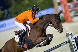 Houtzager Marc, NED, Sterrehofs Calimero<br /> Longines FEI Jumping Nations Cup™ Final<br /> Barcelona 20128<br /> © Hippo Foto - Dirk Caremans<br /> 05/10/2018