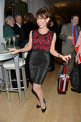 KATHY LETTE at the Liberatum Cultural Honour For Sir Terence Conran Dinner held at the Sanderson Hotel, Berners Street, London on 19th November 2013.