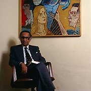 Prof.S. Chandrasekhar, founder of Centre for Liquid Crystal Research, Bangalore.