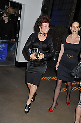 RUBY WAX at a party to celebrate the publication of Joseph Anton by Sir Salman Rushdie held at The Collection, 264 Brompton Road, London SW3 on 14th September 2012.