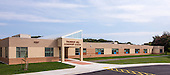 Architetural Images of Thunder Hill Elementary School in Columbia Maryland