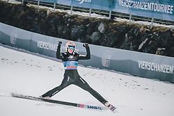 06.01.2020, Paul Außerleitner Schanze, Bischofshofen, AUT, FIS Weltcup Skisprung, Vierschanzentournee, Bischofshofen, Finale, im Bild Dawid Kubacki (POL) // Dawid Kubacki of Poland during the final for the Four Hills Tournament of FIS Ski Jumping World Cup at the Paul Außerleitner Schanze in Bischofshofen, Austria on 2020/01/06. EXPA Pictures © 2020, PhotoCredit: EXPA/ Dominik Angerer