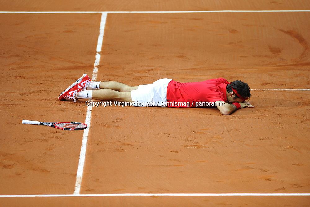Roger Federer (SUI)<br /> Richard Gasquet (FRA)