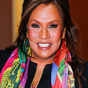 NLD/Amsterdam/20130325 - High Fashion Tea Jos Raak 2013, Patty Brard