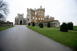 UK ENGLAND GRANTHAM 15DEC11 -General view of Belvoir Castle in Leicestershire, England. It is the seat of the Dukes of Rutland and overlooks the Vale of Belvoir.....jre/Photo by Jiri Rezac..© Jiri Rezac 2011