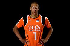 20130425 NED: Selectie Nederlands volleybal team mannen, Rotterdam