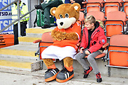 Blackpool Mascot during the EFL Sky Bet League 1 match between Blackpool and Bradford City at Bloomfield Road, Blackpool, England on 8 September 2018.