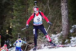 Julia Ransom (CAN) competes during Women 10 km Pursuit at day 3 of IBU Biathlon World Cup 2015/16 Pokljuka, on December 19, 2015 in Rudno polje, Pokljuka, Slovenia. Photo by Ziga Zupan / Sportida