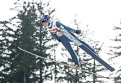 03.01.2015, Bergisel Schanze, Innsbruck, AUT, FIS Ski Sprung Weltcup, 63. Vierschanzentournee, Training, im Bild Jarkko Maeaettae (FIN) // Jarkko Maeaettae of Finland in action during practice Jump of 63 rd Four Hills Tournament of FIS Ski Jumping World Cup at the Bergisel Schanze, Innsbruck, Austria on 2015/01/03. EXPA Pictures © 2015, PhotoCredit: EXPA/ Peter Rinderer