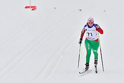 FEDZKOVICH Darya, BLR, LW4 at the 2018 ParaNordic World Cup Vuokatti in Finland