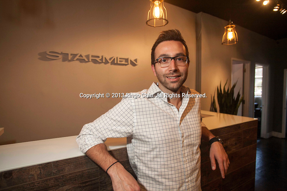 Armen David, founder of Starmen Design Group in Hollywood. (Photo by Ringo Chiu/PHOTOFORMULA.com)