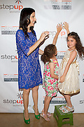 Step Up Women's Network Founder Kaye Popofsky Kramer and her daughters