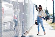 New York - Street Style - 13 Sep 2016