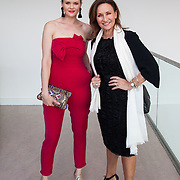 13.05.2016.           <br /> Asta Lee and Celia Holman Lee pictured at the much anticipated Limerick School of Art & Design, LIT, (LSAD) Graduate Fashion Show on Thursday 12th May 2016. The show took place at the LSAD Gallery where 27 graduates from the largest fashion degree programme in Ireland showcased their creations. Ranked among the world's top 50 fashion colleges, Limerick School of Art and Design is continuing to mold future Irish designers.. Picture: Alan Place/Fusionshooters