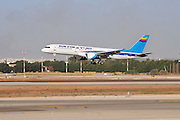 Israel, Ben-Gurion international Airport Sun D'or Boeing 757-258