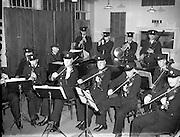 Garda Ceilidh Band - Special fo radio Review.31/01/1957