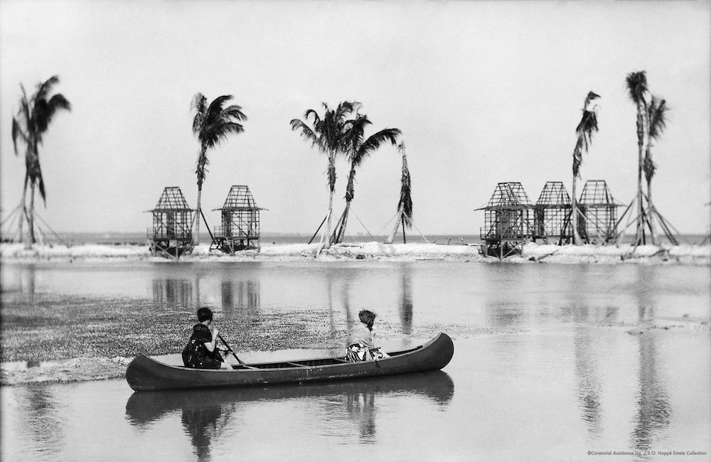 Tahiti Beach, Coral Gables, Florida, USA, 1926
