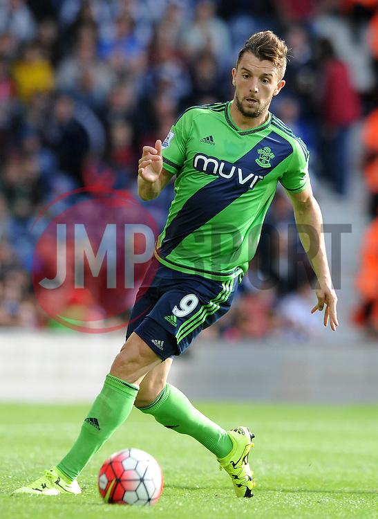Jay Rodriguez of Southampton - Mandatory byline: Dougie Allward/JMP - 07966386802 - 12/09/2015 - FOOTBALL - The Hawthorns -Birmingham,England - West Brom v Southampton - Barclays Premier League