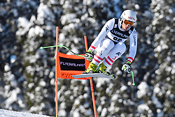 10.03.2018, Olympiabakken, Kvitfjell, NOR, FIS Weltcup Ski Alpin, Kvitfjell, Abfahrt, Herren, im Bild Joannes Kroell (AUT) // Johannes Kroell from Austria in action during the men's downhill of FIS Ski Alpine World Cup in Olympiabakken in Kvitfjell, Norway on 2018/03/10. EXPA Pictures © 2018, PhotoCredit: EXPA/ Jonas Ericson