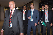 21st International AIDS Conference (AIDS 2016), Durban, South Africa.<br /> Photo shows HRH Prince Harry arriving at the International AIDS Conference.<br /> Prince Harry is one of the Co-founders and Patrons of Sentebale, which delivers psychosocial support to adolescents living with HIV in Lesotho and now in Botswana.<br /> Photo&copy;International AIDS Society/Steve Forrest/Workers' Photos