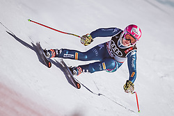 04.02.2019, Are, SWE, FIS Weltmeisterschaften Ski Alpin, Damen, Abfahrt, 1. Training, im Bild Nadia Fanchini (ITA) // Nadia Fanchini of Italy during 1st Ladies Dwonhill Training of the FIS Ski Alpine World Championships 2019 in Are, Sweden on 2019/02/04. EXPA Pictures © 2019, PhotoCredit: EXPA/ Johann Groder