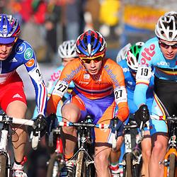 HOOGERHEIDE (NED) veldrijden<br />Lars van der Haar