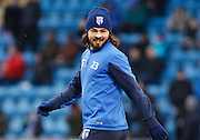 Gillingham midfielder Bradley Dack before the Sky Bet League 1 match between Gillingham and Barnsley at the MEMS Priestfield Stadium, Gillingham, England on 13 February 2016. Photo by Andy Walter.