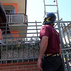 20120820 UOMO MINACCIA SUICIDIO A MEZZOGORO