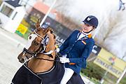 Zoe Kuintjes - Baileys<br /> CDI Zeeland Outdoor 2016<br /> © DigiShots