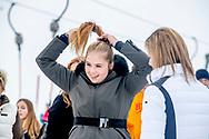 Princess Amalia of the Netherlands<br /> 25 Feb 2020