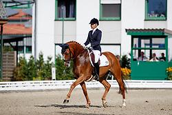 Bimschas, Alexandra (GER) Elfenkönig<br /> Warendorf - Bundeschampionate 2017<br /> © www.sportfotos-lafrentz.de/Stefan Lafrentz