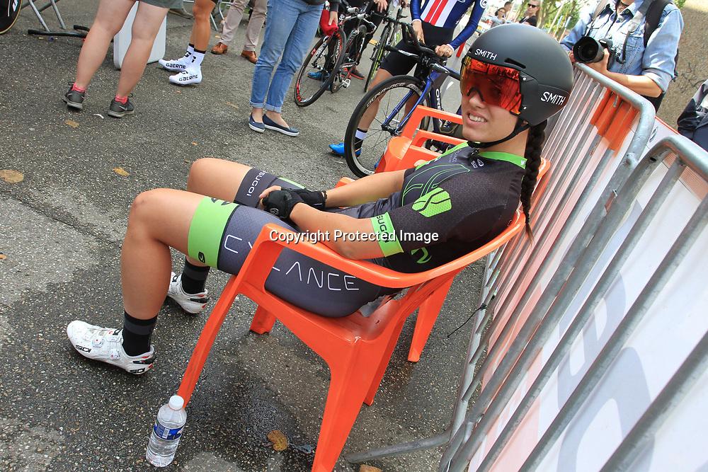 31-08-2017: Wielrennen: Boels Ladies Tour: Roosendaal: Rachele Barbieri