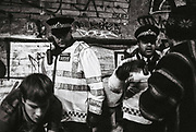 Police and Ravers at Freedom to Party Protest, Shoreditch, London, 2016