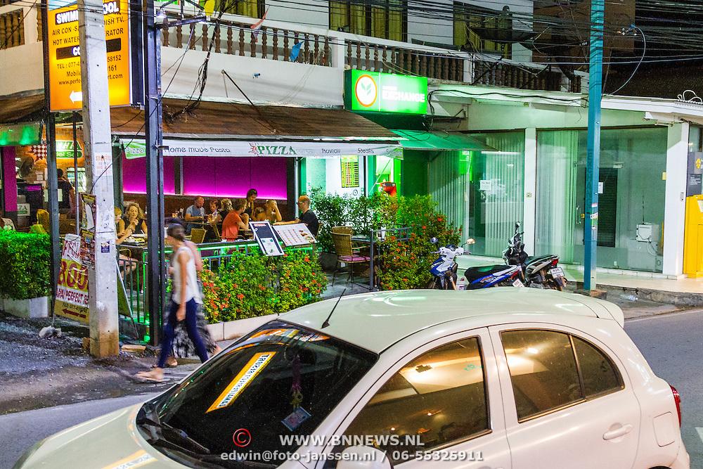 THA/Koh Samui/20160804 - Vakantie Thailand 2016 Koh Samui, restaurant Lamai