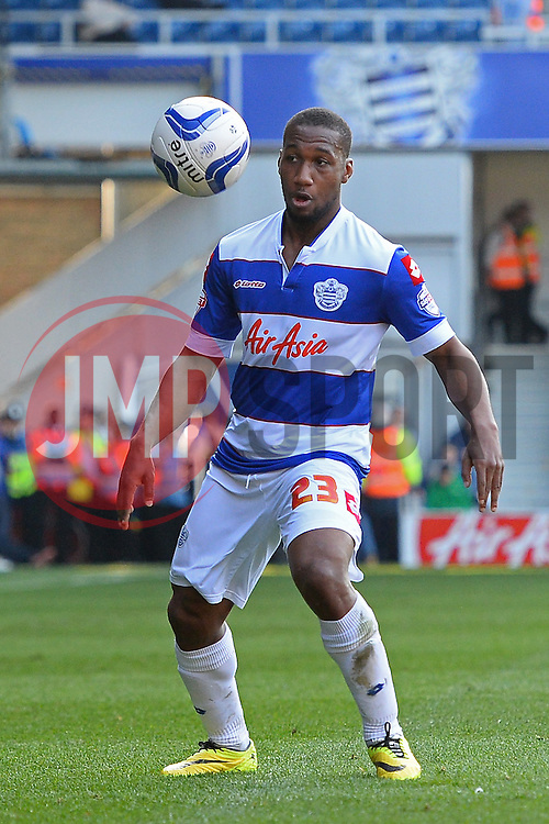 QPR's forward David Hoilett  - Photo mandatory by-line: Mitchell Gunn/JMP - Tel: Mobile: 07966 386802 29/03/2014 - SPORT - FOOTBALL - Loftus Road - London - Queens Park Rangers v Blackpool - Championship