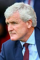Southampton manager Mark Hughes - Mandatory by-line: Ryan Hiscott/JMP - 12/08/2018 - FOOTBALL - St Mary's Stadium - Southampton, England - Southampton v Burnley - Premier League