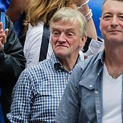 NLD/Amsterdam/20120804 - Canalparade tijdens de Gaypride 2012, politicus Wim van de Camp