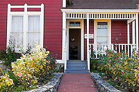 Hamilton House Front Porch at Centennial Heritage Park, Glendora, California
