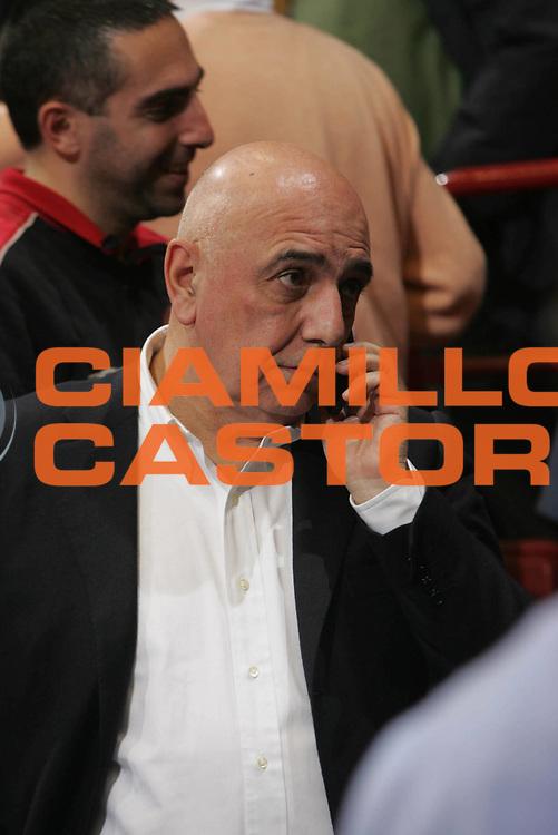 DESCRIZIONE : Milano Lega A1 2006-07 Armani Jeans Milano Whirlpool Varese <br /> GIOCATORE : Gallinari <br /> SQUADRA : Armani Jeans Milano <br /> EVENTO : Campionato Lega A1 2006-2007 <br /> GARA : Armani Jeans Milano Whirlpool Varese <br /> DATA : 18/02/2007 <br /> CATEGORIA : Ritratto <br /> SPORT : Pallacanestro <br /> AUTORE : Agenzia Ciamillo-Castoria/Fotostudio 13