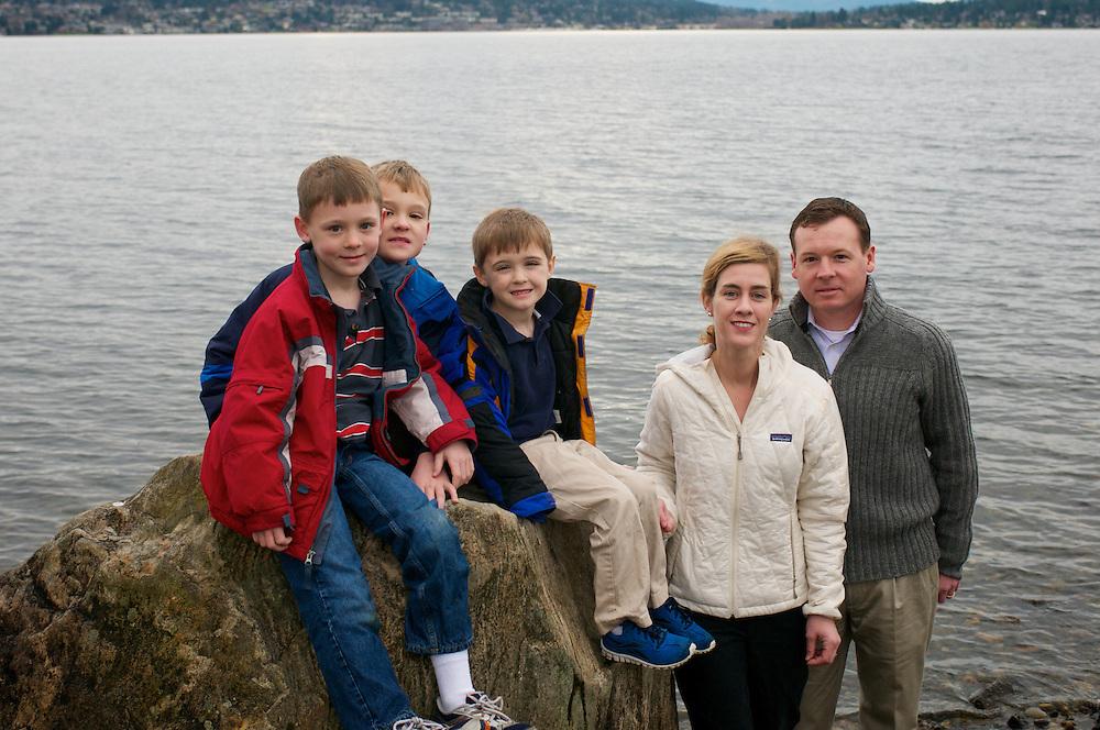Porter Family @ Magnuson Park